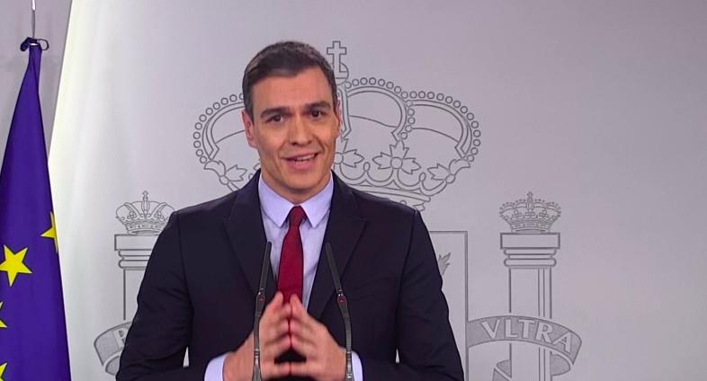 Sánchez se reunirá con los presidentes autonómicos con el objetivo de aunar esfuerzos en la lucha contra el coronavirus. Pide unidad de acción a ...