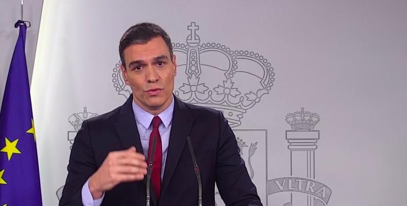 'Vamos a tener una respuesta única dentro de nuestro Estado Autonómico', ha asegurado Sánchez. Establecerá canales permanentes de comunicación ...