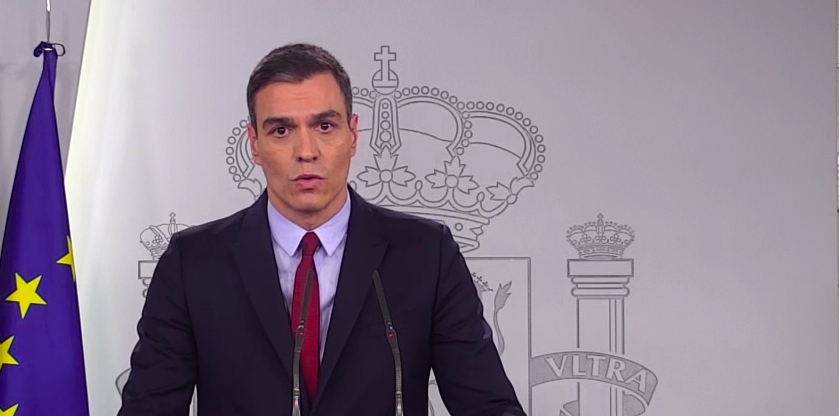 'El virus no entiende de territorios ni de ideologías', ha señalado Sánchez. País Vasco y Cataluña muestran sus reticencias al estado de alarma ...