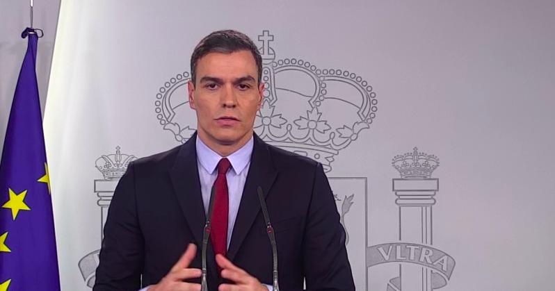 'Vamos a restringir algunos derechos que son importantes si queremos vencer al coronavirus', señala el presidente. No contempla confinar Cataluña ...