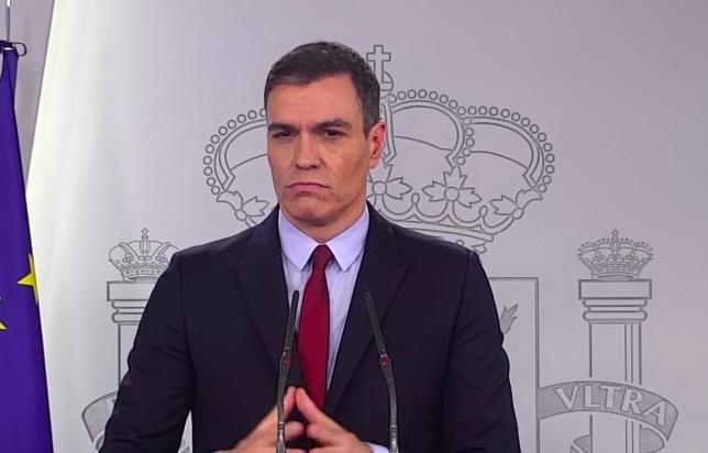 Sánchez justifica la presencia de Iglesias en el Consejo de Ministros: dio negativo en coronavirus y se han adoptado las medidas de seguridad ...