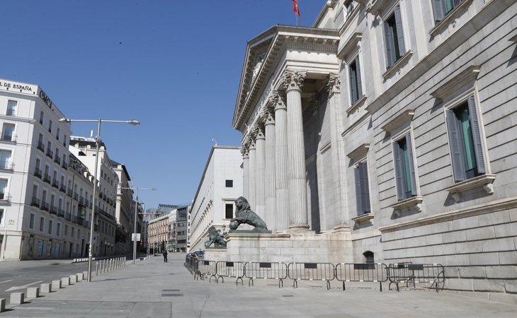 Las grandes ciudades españolas han mostrado una imagen inusual