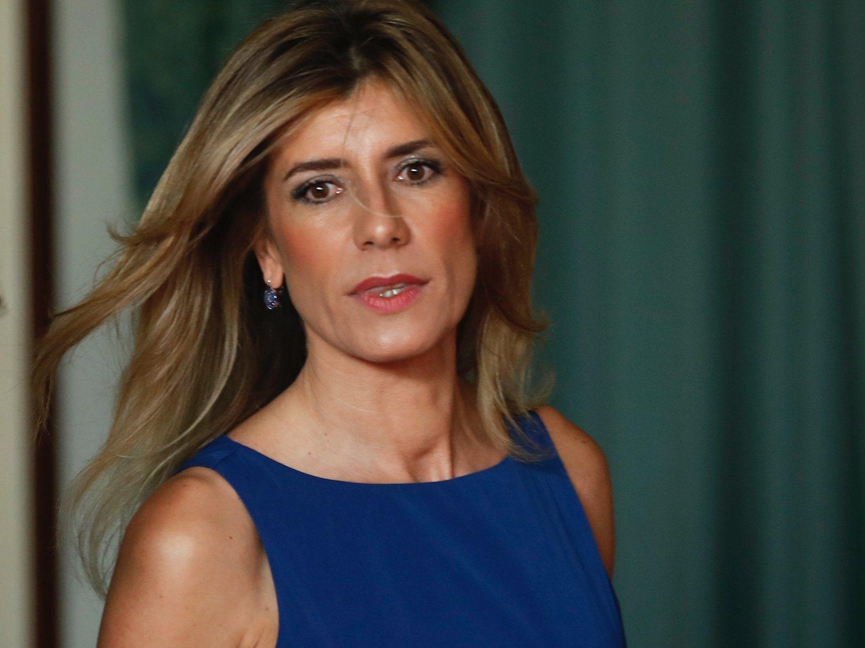Begoña Gómez, esposa de Pedro Sánchez, positivo en coronavirus