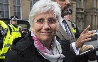 """Clara Ponsatí, consellera de Puigdemont, se mofa de la situación de Madrid por el coronavirus: """"De Madrid al cielo"""""""