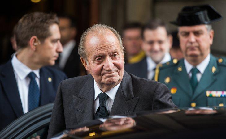 Los técnicos del Ministerio de Hacienda pidieron que se investigara a Juan Carlos por presuntos delitos de fraude fiscal
