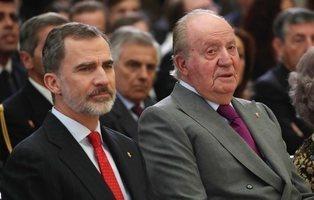 El rey Felipe VI renuncia a la herencia de Juan Carlos y le retira su asignación pública