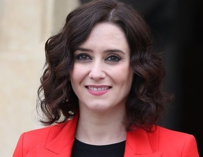 Isabel Díaz Ayuso, presidenta de la Comunidad de Madrid, positivo en coronavirus