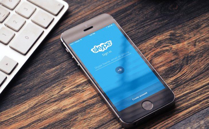 Skype es un clásico entre las aplicaciones de videollamadas