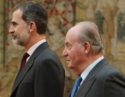 Recogida de firmas y cacerolada para que el rey Juan Carlos done los 100 millones saudíes a la sanidad pública