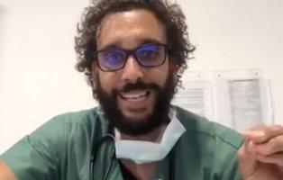 Historial y contradicciones de Jesús Candel 'Spiriman', el médico viral del coronavirus