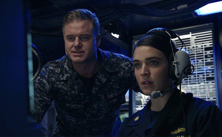 Eric Dane y Marissa Neitlingen 'The Last Ship'