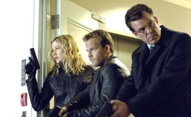 Protagonistas de 'El factor Hades'