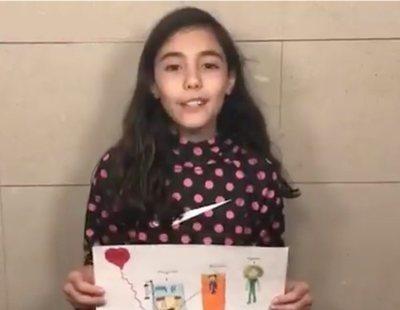 El emotivo vídeo de los hijos de los sanitarios por el Día del Padre