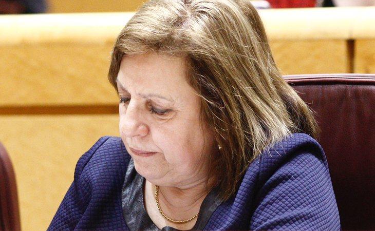 María del Carmen Leyte, positivo en coronavirus