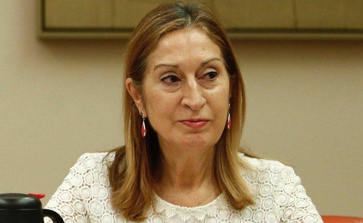 Ana Pastor, positivo en coronavirus