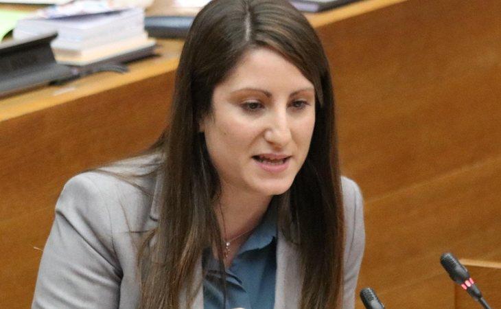 Ana Vega Campos, positivo en coronavirus