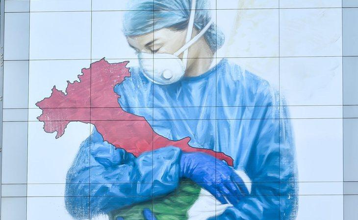 Italia, el país con más muertes por coronavirus del mundo