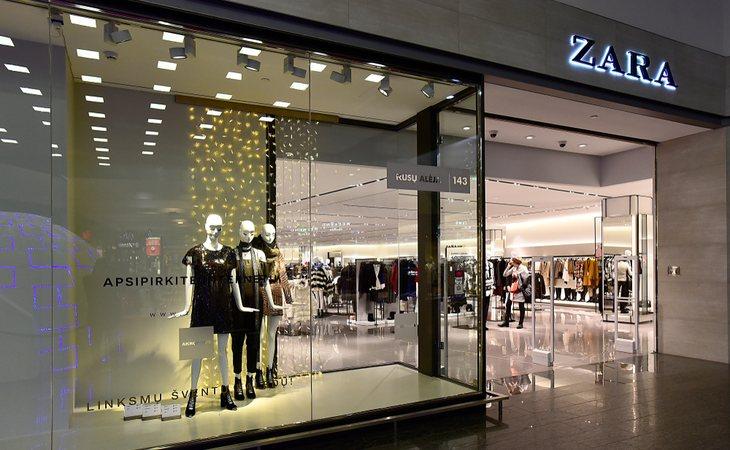 Inditex ganó 2.720 millones en los nueve primeros meses de su año fiscal y elevó a 7,5% sus ventas