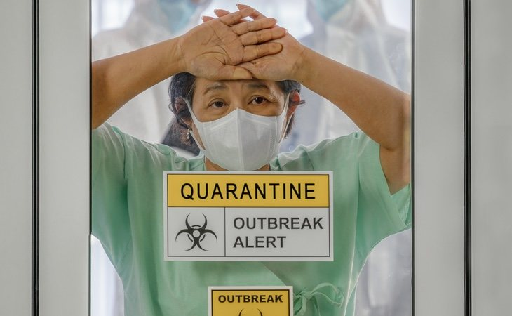 Las medidas de contención han sido las únicas que han permitido una contención en el país donde se originó el virus, China