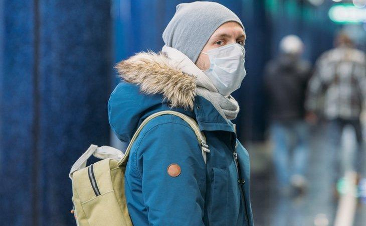 La expansión del virus es más alta que la que mantiene la gripe común