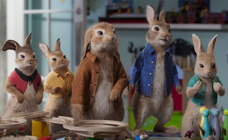 'Peter Rabbit 2: A la fuga', de Will Gluck