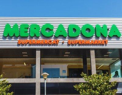 Brutal 'zasca' en un supermercado de Mercadona a los clientes que arrasan sus tiendas