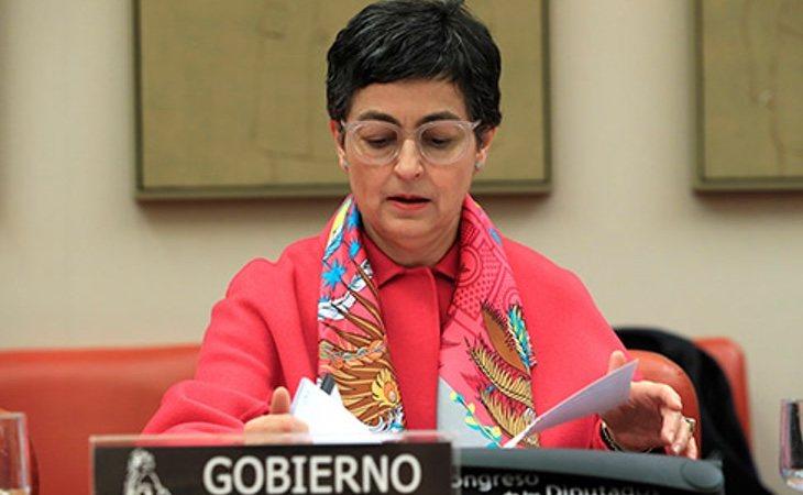 La ministra de Exteriores, Arancha González Laya, está coordinando los operativos de retorno