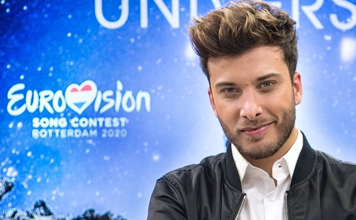 Blas Cantó, representante de España en Eurovisión 2020 y 2021
