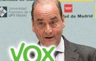 """Un edil de VOX en Madrid llama """"hijo puta mamarracho"""" a Iglesias por la cacerolada al rey"""