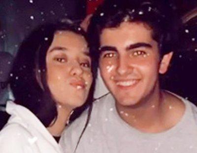 Victoria Federica felicita a su novio, Jorge Bárcenas, con sus fotos más románticas