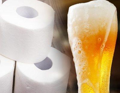 Segunda semana de cuarentena: menos papel higiénico y más cerveza