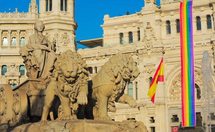 El Orgullo LGTBI de Madrid es uno de los más importantes y multitudinarios del mundo