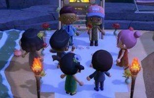 Una pareja se casa en 'Animal Crossing' al no poder celebrar su boda por el coronavirus
