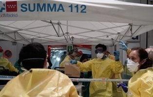 Madrid busca urgentemente médicos, enfermeros y voluntarios para combatir el coronavirus