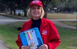 El coronavirus salva vidas porque cierra clínicas abortistas, según una candidata republicana