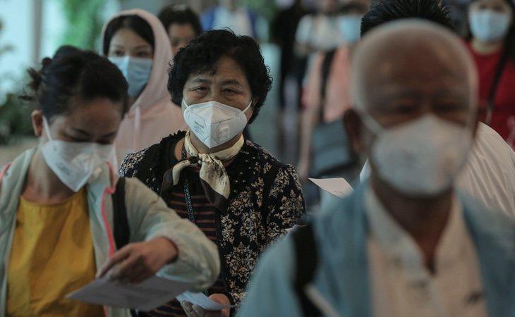 Los síntomas son similares a los de la gripe