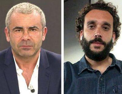 """Bronca entre Jorge Javier Vázquez y Spiriman en 'Sálvame': """"¡Haz tu trabajo y déjame a mí hacer el mío!"""""""