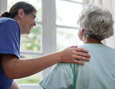 """Una centenaria supera el coronavirus en Albacete: """"Ha podido con él porque tiene genio"""""""