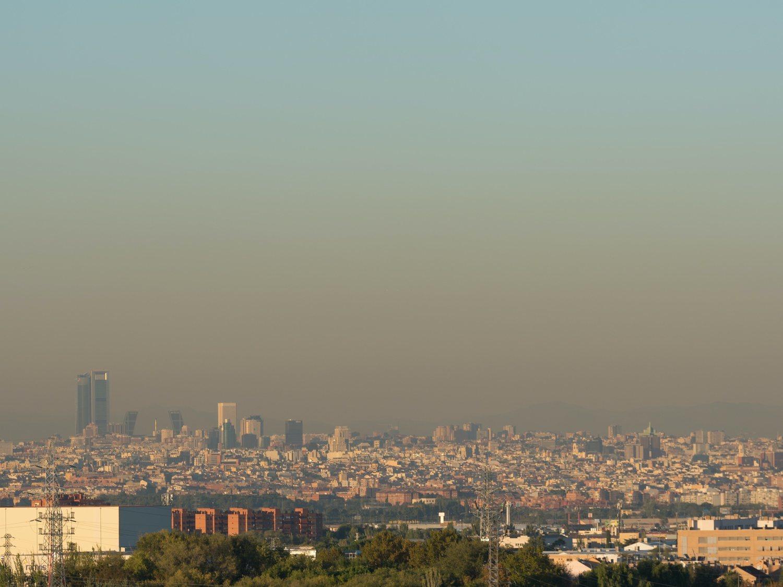 El coronavirus provoca que se desplomen los niveles de contaminación en Europa