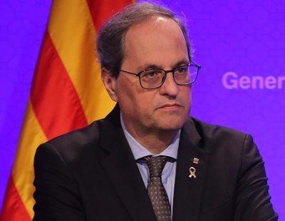 La sucia gestión de los líderes nacionalistas catalanes en plena crisis del coronavirus