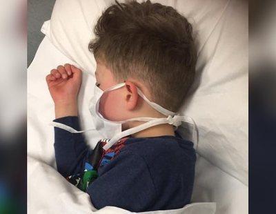 """El desgarrador comentario de un niño hospitalizado por coronavirus: """"¿Me voy a morir?"""""""