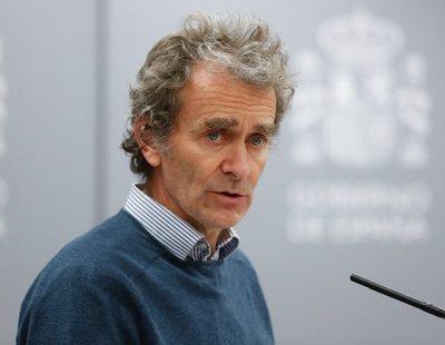 La doble vara de la política encarnada en Fernando Simón: de héroe a villano en dos crisis