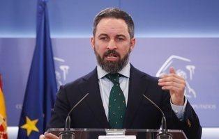 VOX llama a boicotear la estrategia del Gobierno frente al coronavirus