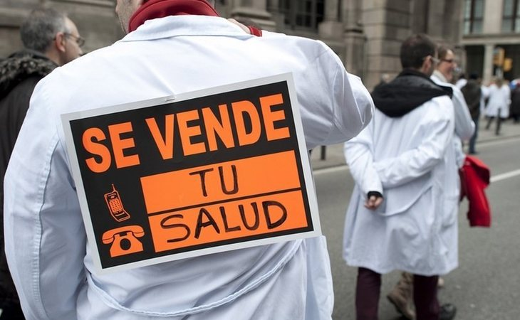 España, uno de los países que más ha recortado en Sanidad