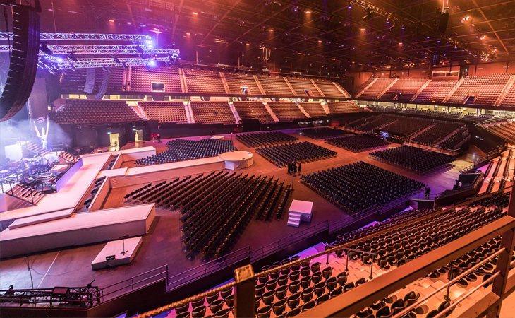 El Rotterdam Ahoy se postula como sede potencial de Eurovisión 2021