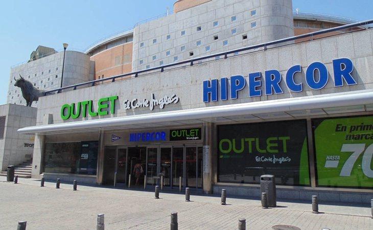 El Hipercor de Vistalegre es uno de los centros comerciales cuyo cierre definitivo se podría adelantar ante la actual crisis