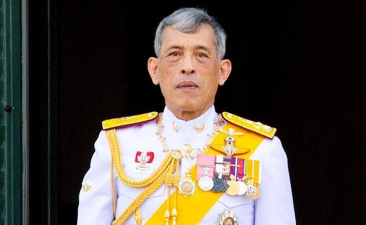 Rama X, el polémico rey de Tailandia