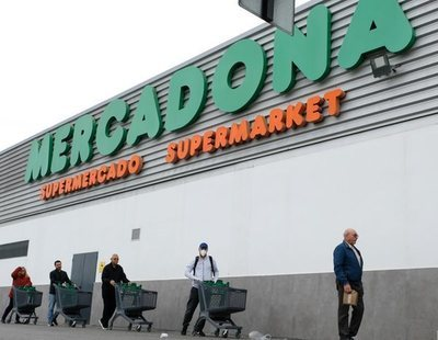 Mercadona dona 30 toneladas de comida al Banco de Alimentos por la crisis del coronavirus