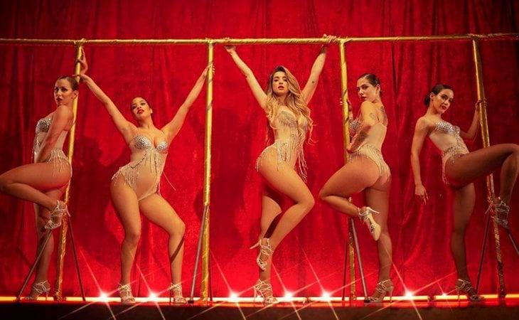 '4 besos', el nuevo single de Lola Indigo con Rauw Alejandro y Lalo Ebratt