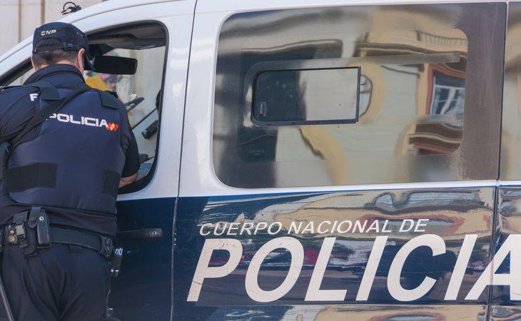 La Policía Nacional lo detuvo en un autobús en Madrid